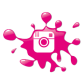 instagram splat