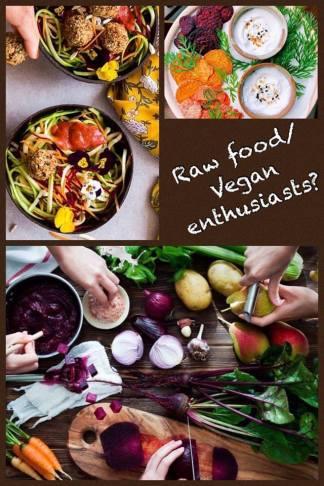vegan enthusiast